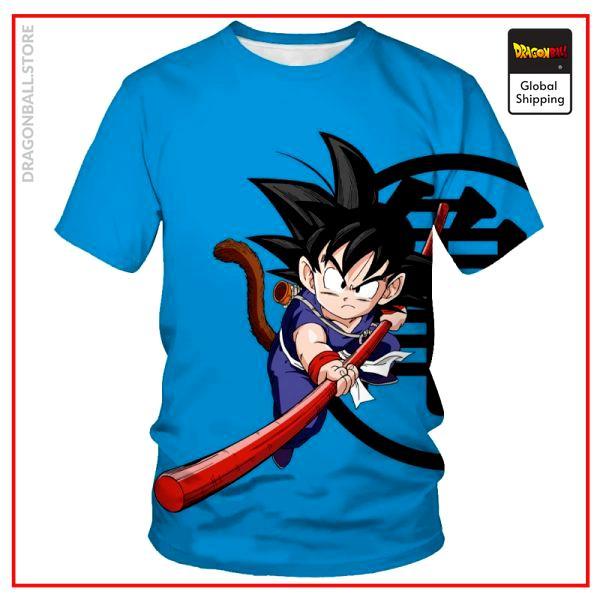 2021 Summer Fashion New Men s T shirt Anime Turtle Character Dragon Ball 3D Printing Children - Dragon Ball Store